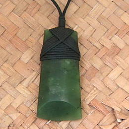 "Greenstone Adze or Toki Pendant  ""Out of stock Please inquire"""