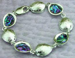 B2 Paua Shell Bracelet