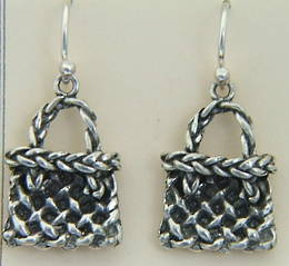 E18 WOVEN KETE EARRINGS